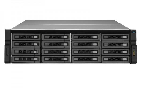Qnap REXP-1620U-RP 16-Bay 128TB Bundle mit 16x 8TB Red Pro WD8003FFBX