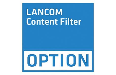 LANCOM Content Filter +10 Option 1-Year