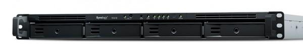 Synology RX418 4-Bay 8TB Bundle mit 2x 4TB Red WD40EFAX