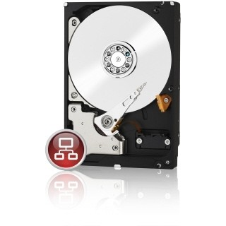 4000GB WD Red Plus, SATA 6Gb/s (WD40EFRX)