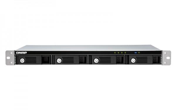 QNAP TR-004U 4-Bay 30TB Bundle mit 3x 10TB Gold WD102KRYZ