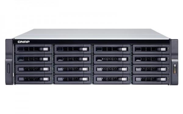 Qnap TS-1677XU-RP-2700-16G 16-Bay 128TB Bundle mit 16x 8TB IronWolf Pro ST8000NE0004