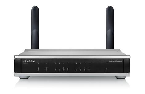 LANCOM 1781VA-4G (All-IP, EU, over ISDN)