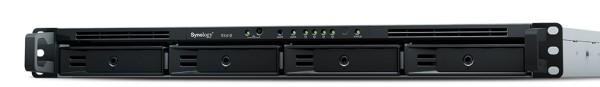 Synology RX418 4-Bay 24TB Bundle mit 4x 6TB Red Pro WD6003FFBX