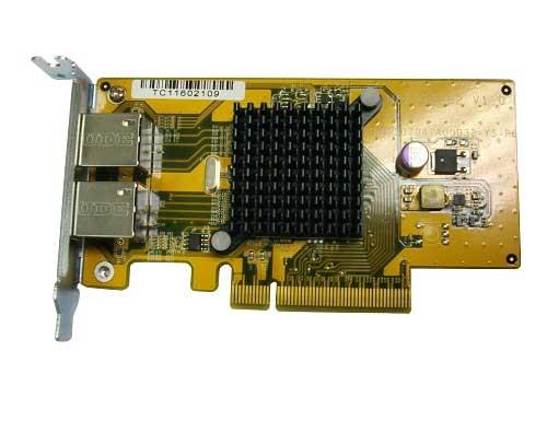 QNAP LAN-1G2T-D Dual-port GbE für TS-x70 TS-x79 Pro TVS-x71 TVS-x63