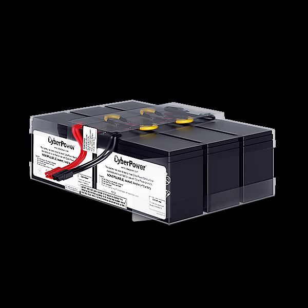Cyberpower Ersatzbatterie-Pack RBP0078 für OL2000EXL uvm.