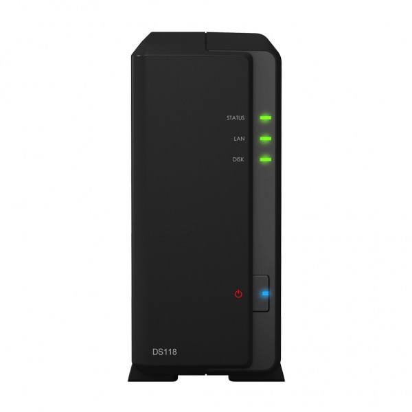 Synology DS118 1-Bay 3TB Bundle mit 1x 3TB DT01ACA300
