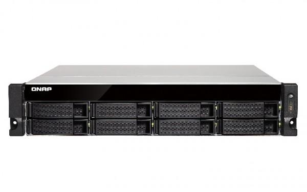 Qnap TS-853BU-RP-8G 8-Bay 10TB Bundle mit 1x 10TB Exos