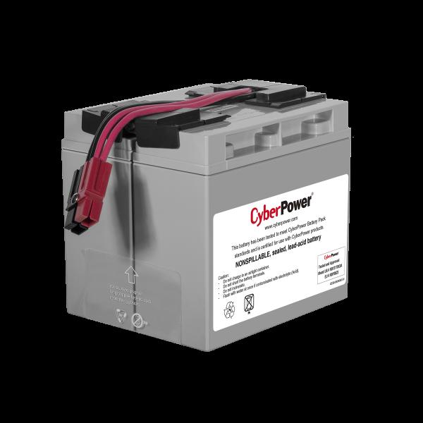 Cyberpower Ersatzbatterie-Pack RBP0023 für PR1500ELCD