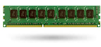 4GB ECC Ram für Synology RS3413xs, RS10613xs