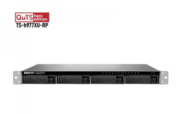 QNAP TS-h977XU-RP-3700X-32G 9-Bay 40TB Bundle mit 4x 10TB Gold WD102KRYZ