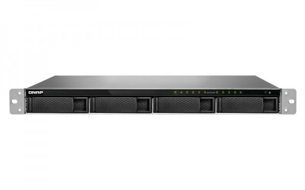 Qnap TS-983XU-RP-E2124-8G 9-Bay 24TB Bundle mit 2x 12TB Gold WD121KRYZ