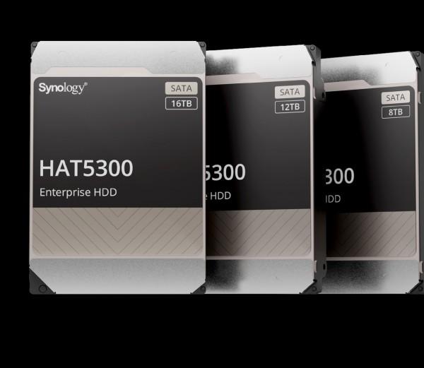 "Synology HAT5300 12TB, 3.5"", 512e, SATA 6Gb/s"