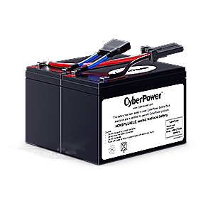 Cyberpower Ersatzbatterie-Pack RBP0014 für PR750ELCD uvm.
