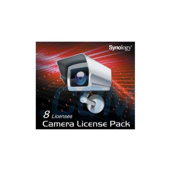 Synology Kamera Lizenz DEVICE LICENSE Paket für 8 Kameras