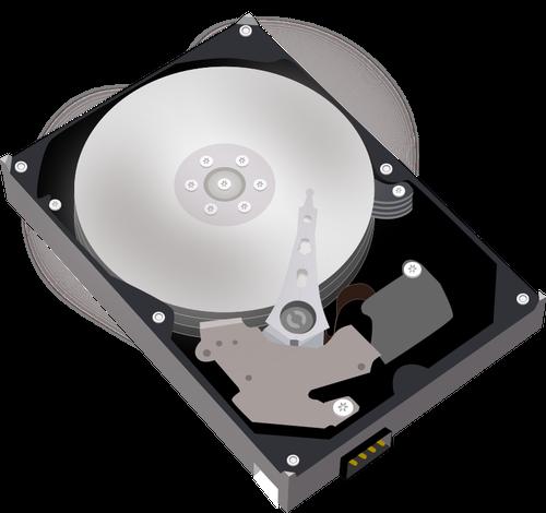 Festplatten Einbau-Service für 4 Festplatten