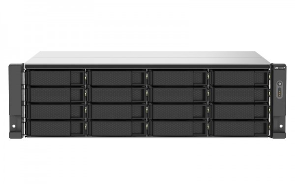 QNAP TS-1673AU-RP-16G 16-Bay 160TB Bundle mit 16x 10TB Gold WD102KRYZ