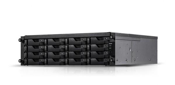 Asustor AS7116RDX 16-Bay 80TB Bundle mit 8x 10TB Gold WD102KRYZ