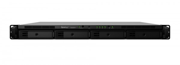 Synology RS820RP+(18G) 4-Bay 24TB Bundle mit 2x 12TB Gold WD121KRYZ