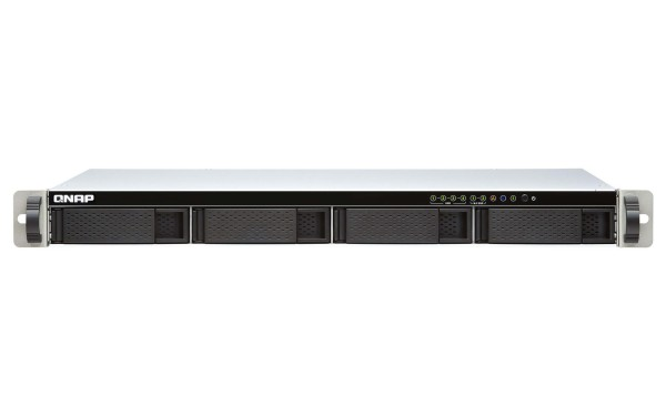 QNAP TS-451DeU-8G QNAP RAM 4-Bay 30TB Bundle mit 3x 10TB Gold WD102KRYZ