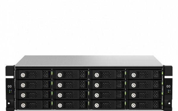 QNAP TL-R1620Sdc 16-Bay 160TB Bundle mit 16x 10TB HGST Ultrastar SAS