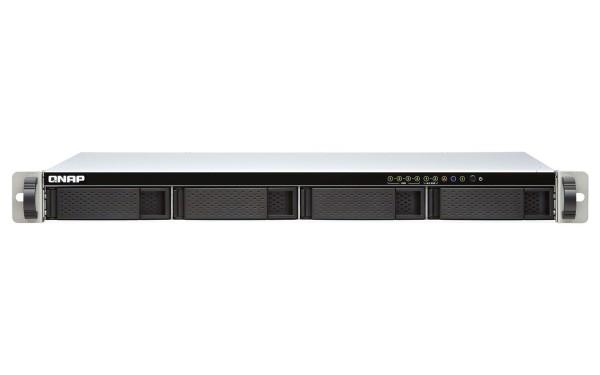 QNAP TS-451DeU-8G QNAP RAM 4-Bay 24TB Bundle mit 2x 12TB Gold WD121KRYZ