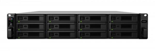 Synology SA3200D 12-Bay 144TB Bundle mit 12x 12TB Gold WD121KRYZ