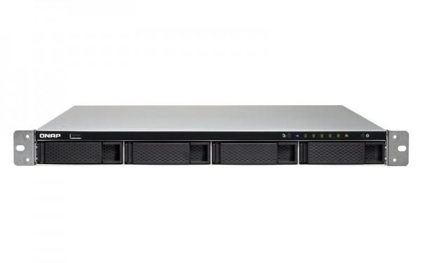 Qnap TS-463XU-RP-8G 4-Bay 9TB Bundle mit 3x 3TB HDs