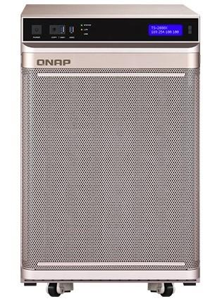 Qnap TS-2888X-W2123-32G 28-Bay 80TB Bundle mit 8x 10TB Gold WD102KRYZ