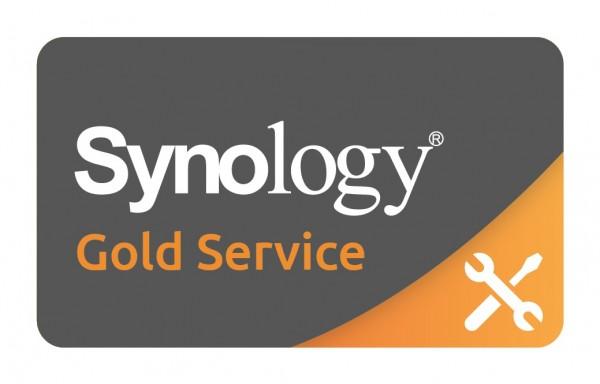 GOLD-SERVICE für Synology DS418