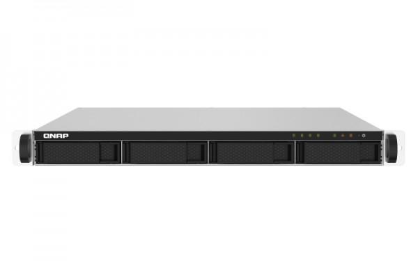 QNAP TS-432PXU-RP-8G 4-Bay 40TB Bundle mit 4x 10TB Gold WD102KRYZ