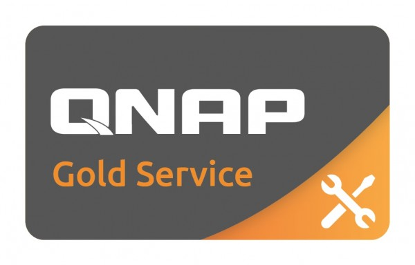 GOLD-SERVICE für Qnap TS-431XeU-2G