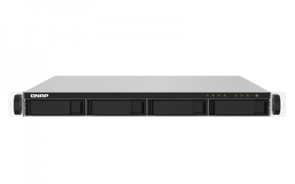 QNAP TS-432PXU-RP-8G 4-Bay 12TB Bundle mit 1x 12TB Gold WD121KRYZ