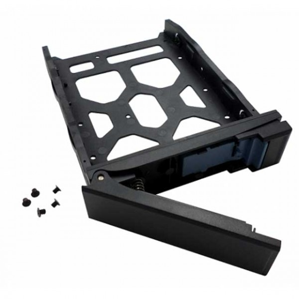 Qnap festplatteneinschubrahmen schwarz 3,5 Zoll für TVS-x82 Serie