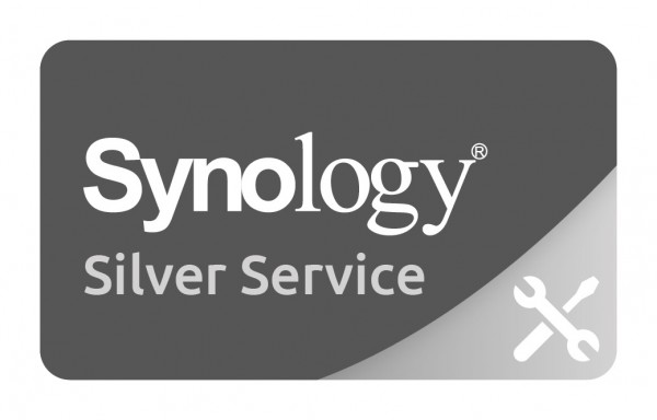 SILVER-SERVICE für Synology RS2418RP+