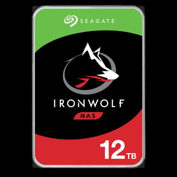 12000GB Seagate IronWolf NAS, SATA 6Gb/s (ST12000VN0008)