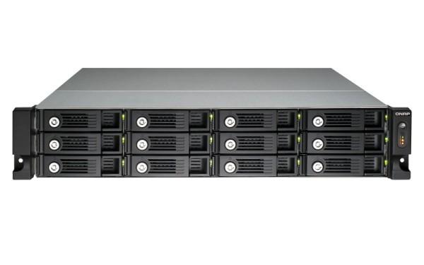 Qnap TS-1253U-RP 12-Bay 24TB Bundle mit 6x 4TB Gold WD4003FRYZ