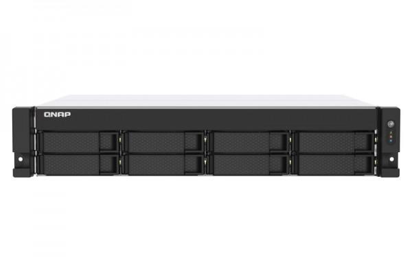 QNAP TS-853DU-RP-4G 8-Bay 70TB Bundle mit 7x 10TB Gold WD102KRYZ