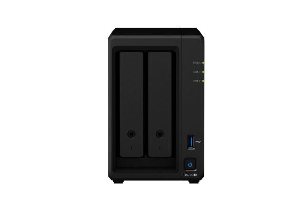 Synology DS720+(6G) Synology RAM 2-Bay 24TB Bundle mit 2x 12TB Gold WD121KRYZ