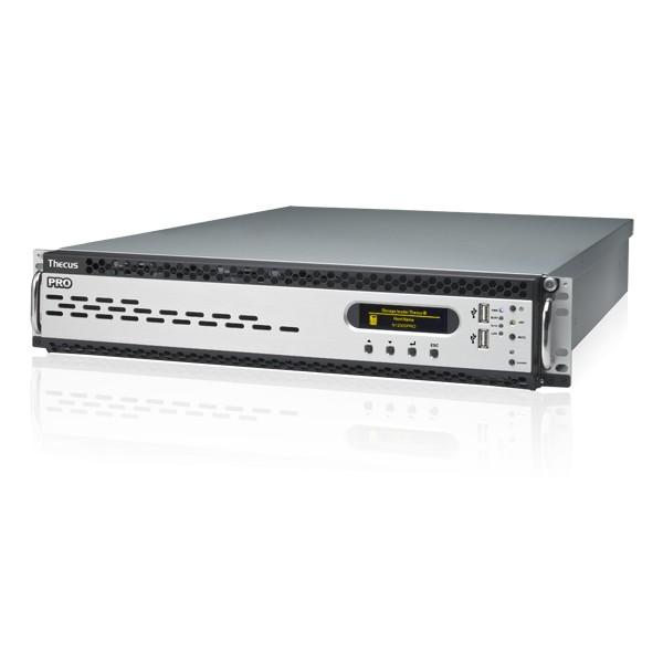 Thecus N12000PRO 12-Bay 96TB Bundle mit 12x 8TB Red Pro WD8003FFBX