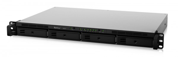Synology RS819 4-Bay 30TB Bundle mit 3x 10TB Gold WD102KRYZ
