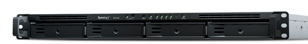 Synology RX418 4-Bay 3TB Bundle mit 1x 3TB IronWolf ST3000VN007