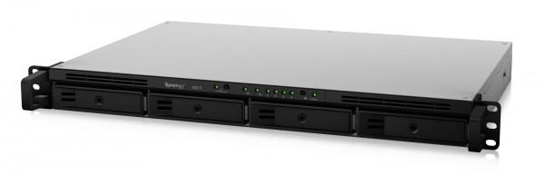 Synology RS819 4-Bay 24TB Bundle mit 2x 12TB Gold WD121KRYZ