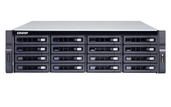 Qnap TDS-16489U-SE2-R2, 128GB Arbeitsspeicher, 4x 10GBase-T, 2x Gb LAN
