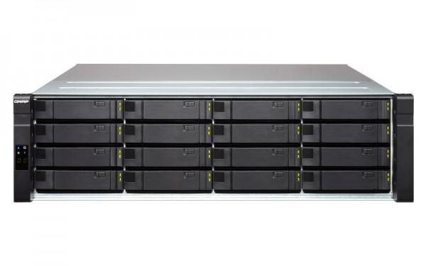 Qnap EJ1600 v2 16-Bay 160TB Bundle mit 16x 10TB Red Pro WD101KFBX
