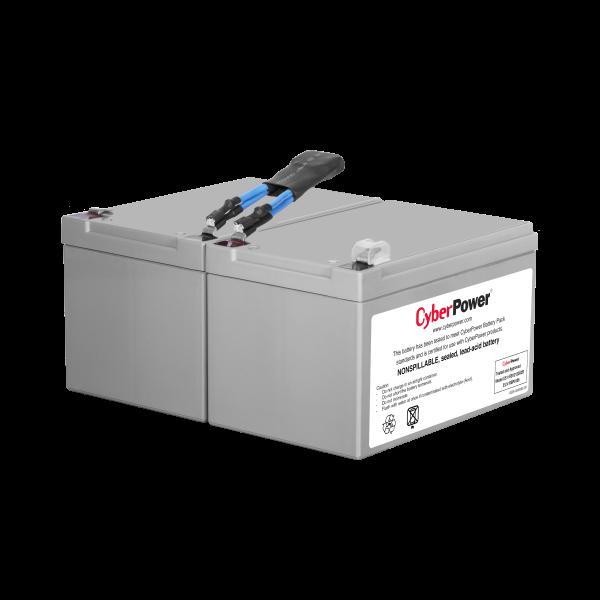 Cyberpower Ersatzbatterie-Pack RBP0106 für PR1000ELCD
