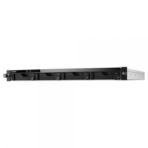 Asustor AS6204RS 4-Bay 30TB Bundle mit 3x 10TB Gold WD102KRYZ