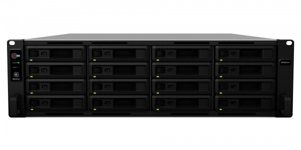 Synology RS4021xs+(64G) Synology RAM 16-Bay 192TB Bundle mit 16x 12TB IronWolf ST12000VN0008