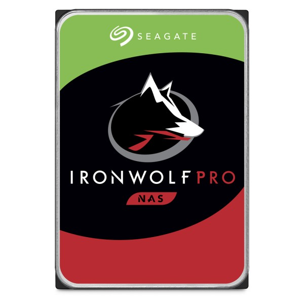 4000GB Seagate Ironwolf Pro, SATA 6Gb/s (ST4000NE001)
