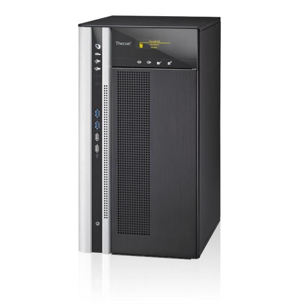 Thecus N10850 10-Bay 108TB Bundle mit 9x 12TB HGST Ultrastar